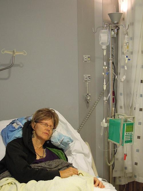 Slaperig worden van de tavegil (anti-allergiemedicament)